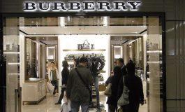 Actiunile Burberry s-au apreciat cu 17,24% de la inceputul acestui an
