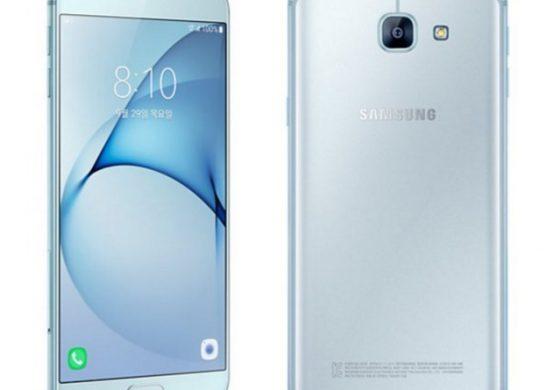Samsung a prezentat oficial noul Galaxy A8 (2016)
