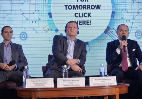 Telekom Romania: Anul viitor vrem sa avem o banca Telekom in Romania, cu toate serviciile incluse: clientii vor putea lua credite si vor putea depune bani