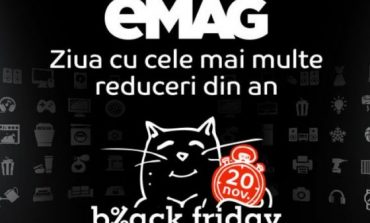 Catalog Black Friday 2016 la eMAG