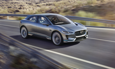 Jaguar a prezentat primul sau vehicul integral electric, SUV-ul concept I-Pace (VIDEO)