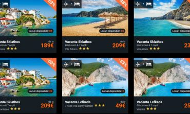 Black Friday 2016 – bilete de avion cu 1 euro, city-break cu 9,99 euro