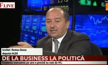 Remus Borza, deputat ALDE: Strategia de privatizare a Hidroelectrica trebuie schimbata, statul trebuie sa-si vanda direct actiunile