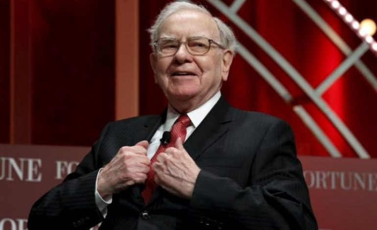 Warren Buffett's Letter to Berkshire Hathaway Shareholders