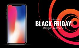 BlackFriday QuickMobile.ro - Căştigă un iPhone X!