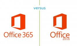 Cum să vă decideți între Office 2016 și Office 365?