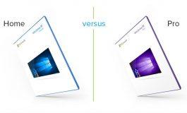 Care este diferența între Windows 10 Home și Windows 10 Pro?