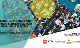 Seminar despre investiții și criza financiară ce ne amenință