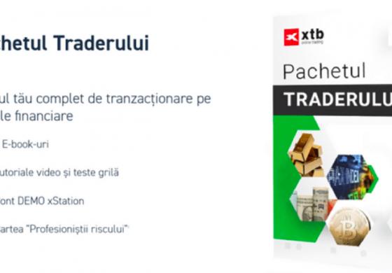 Pachetul Traderului – Ghidul tău complet de tranzacționare pe piețele financiare