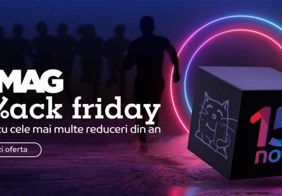 10 produse din oferta Black Friday 2019 a eMAG