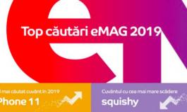 """Ce au căutat românii pe eMAG în anul 2019: De la """"urzeala manelelor"""" la """"adidaşi la fel ca a lui dorian popa"""""""