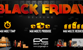 PC Garage începe campania de Black Friday