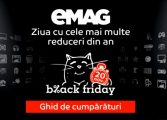 Catalog eMAG de Black Friday 2020
