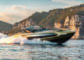 Primul iaht Lamborghini a fost livrat luptătorului Conor McGregor: e un supercar maritim