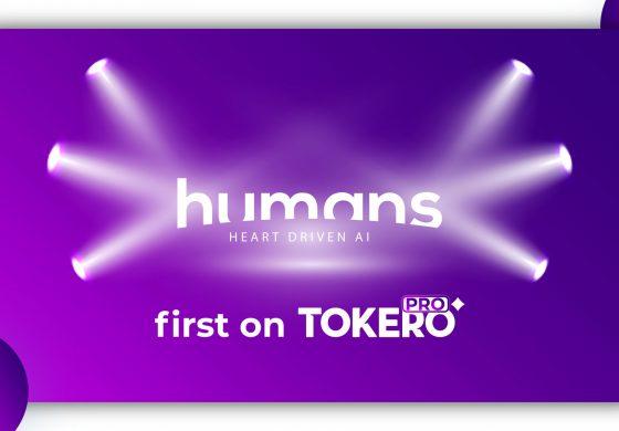 Comunicat: TOKERO a sindicalizat $1M in #Humans $HEART in 48 de ore