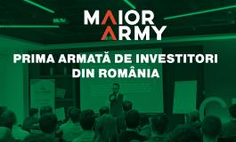 Paul Maior, președintele Invest Club lansează Maior Army: Prima armată de investitori din România
